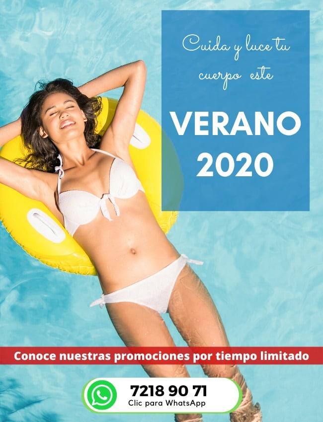 Promocion de verano Consultorio Cardenas